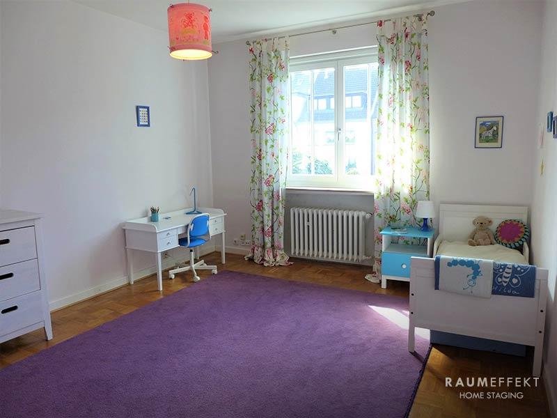 raumeffekt-Home-Staging-bewohnte-Immobilie-Kinderzimmer-nachher