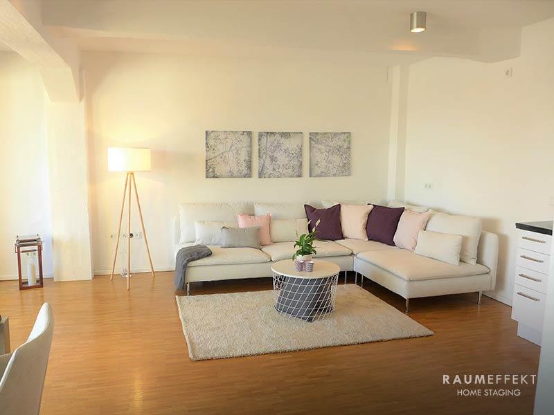 raumeffekt-Home-Staging-leerstehende-Immobilie-Wohnzimmer-nachher