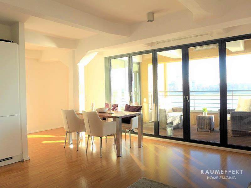 raumeffekt-Home-Staging-leerstehende-Immobilie-esszimmer-nachher
